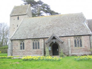 Kinnersley - Herefordshire - St. James - exterior