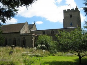 Leintwardine - Herefordshire - St. Mary Magdalene - exterior