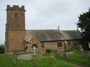 Little Dewchurch - Herefordshire - St. David - exterior