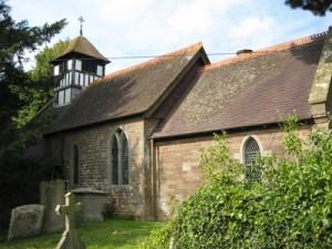 Llandinabo_Herefordshire_St. Junabius - exterior