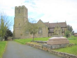 Lugwardine - Herefordshire - St. Peter - exterior