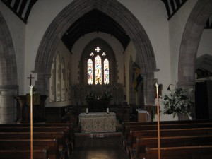 Lugwardine - Herefordshire - St. Peter - interior