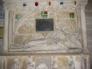 Lugwardine - Herefordshire - St. Peter - memorial 2