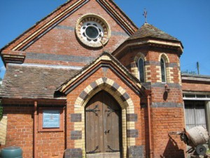 Lyonshall - Herefordshire - Baptist Chapel - exterior