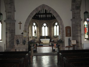 Marden_with_Amberley__Wisteston - Herefordshire - St. Mary - interior 2
