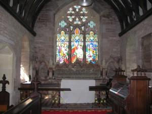Marstow - Herefordshire - St. Matthews - interior