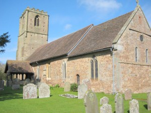 Mathon - Herefordshire - St. John the Baptist - exterior