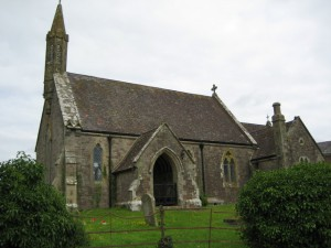 Michaelchurch with Tretire - Herefordshire - exterior