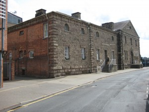Prisons - Herefordshire - Hereford - exterior 6