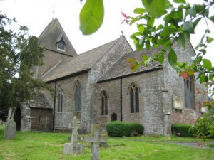 Much Dewchurch - Herefordshire - St. David - exterior
