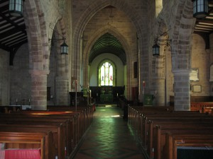 Much Marcle - Herefordshire - St. Bartholomew - interior