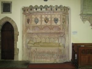 much marcle st. bartholomew tomb