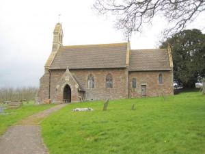 Munsley - Herefordshire - St. Bartholomew - exterior