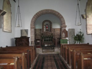 Munsley - Herefordshire - St. Bartholomew - interior