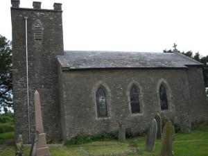 Newton - Herefordshire - St. John - exterior