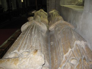 Pembridge - Herefordshire - St. Mary - effigies 2