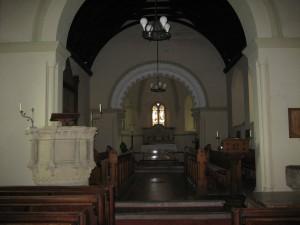 Pencombe with Marston Stannett - Herefordshire - St. John - interior