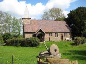 Pixley - Herefordshire - St. Andrew - exterior