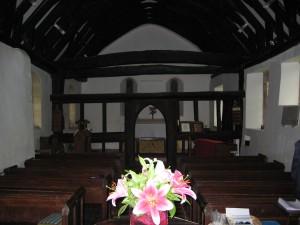 Pixley - Herefordshire - St. Andrew - interior