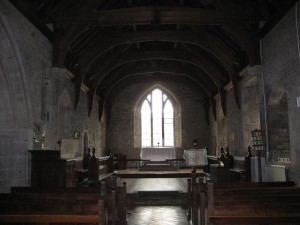 Preston on Wye - Herefordshire - St. Laurence - interior