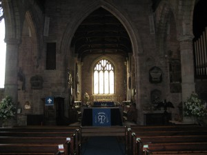 Ross on Wye - Herefordshire - St. Mary - interior