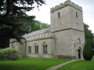 Shobdon - Herefordshire - St. John the Evangelist - exterior