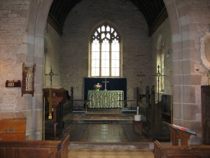 Sollers Hope - Herefordshire - St. Michael - interior