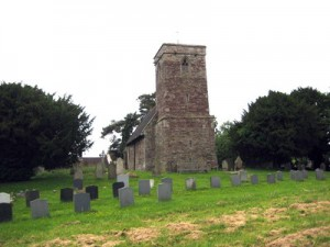 St. Devereux - Herefordshire - St. Dubricius - exterior