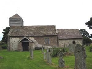 St. Margaret - Herefordshire - St. Margaret - exterior