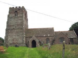 St._Weonard_Herefordshire - St. Weonards - exterior