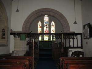 Stoke Lacy - Herefordshire - St. Peter & St. Paul - interior