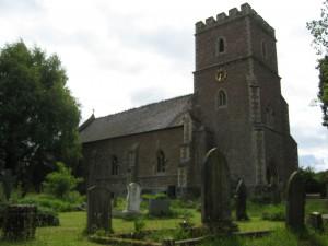 Stoke Prior - Herefordshire - St. Luke - exterior