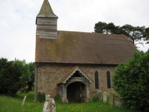 Stretford - Herefordshire - St._Cosmas__St._Damian_exterior
