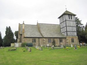 Stretton Sugwas - Herefordshire - St. Mary Magdalene - exterior