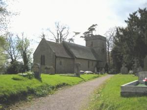Sutton St. Nicholas - Herefordshire - St. Nicholas - exterior