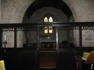 Sutton St. Nicholas - Herefordshire - St. Nicholas - interior