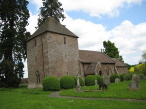 Thornbury - Herefordshire - St. Anna
