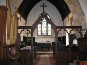 Upper Sapey - Herefordshire - St. Michael - interior