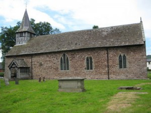 Vowchurch - Herefordshire - St. Bartholomew - exterior