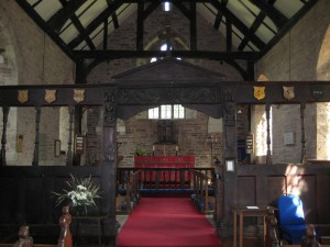 Vowchurch - Herefordshire - St. Bartholomew - interior