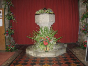 Wellington - Herefordshire - St. Margaret - font