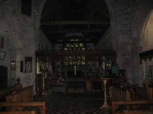 Weobley - Herefordshire - St. Peter & St. Paul - interior