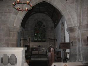 Westhide - Herefordshire - St. Bartholomew - interior
