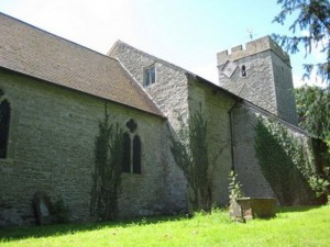 Wigmore - Herefordshire - St. James - exterior