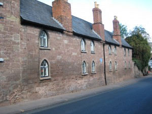 Workhouses - Herefordshire - Ross on Wye - alms houses