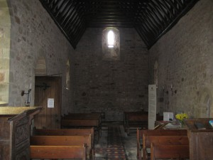 Wormsley - Herefordshire - St. Mary - interior